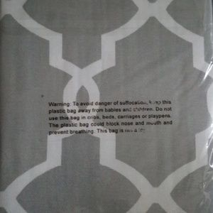 Curtain Panels pair nwot